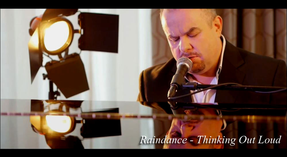 Thinking Out Loud Raindance Wedding Band Galway